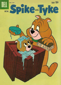 Cover Thumbnail for M.G.M's Spike and Tyke (Dell, 1955 series) #23