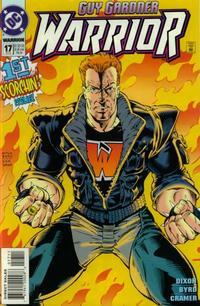 Cover Thumbnail for Guy Gardner: Warrior (DC, 1994 series) #17