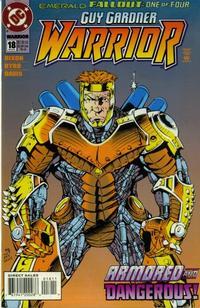 Cover Thumbnail for Guy Gardner: Warrior (DC, 1994 series) #18