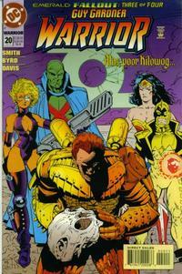 Cover Thumbnail for Guy Gardner: Warrior (DC, 1994 series) #20