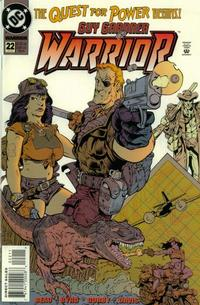 Cover Thumbnail for Guy Gardner: Warrior (DC, 1994 series) #22