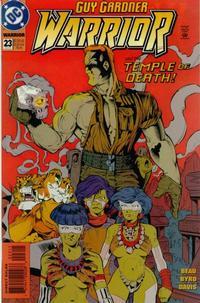 Cover Thumbnail for Guy Gardner: Warrior (DC, 1994 series) #23
