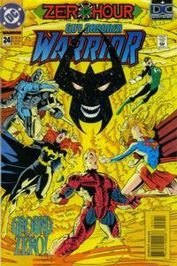 Cover Thumbnail for Guy Gardner: Warrior (DC, 1994 series) #24