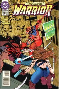 Cover Thumbnail for Guy Gardner: Warrior (DC, 1994 series) #26