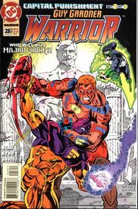 Cover Thumbnail for Guy Gardner: Warrior (DC, 1994 series) #28