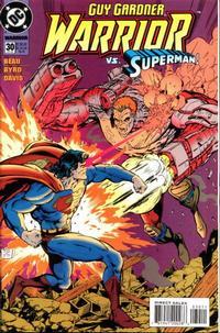 Cover Thumbnail for Guy Gardner: Warrior (DC, 1994 series) #30