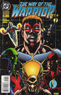 Cover Thumbnail for Guy Gardner: Warrior (DC, 1994 series) #33