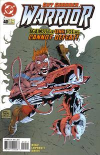 Cover Thumbnail for Guy Gardner: Warrior (DC, 1994 series) #40
