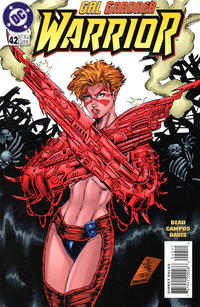 Cover for Guy Gardner: Warrior (DC, 1994 series) #42