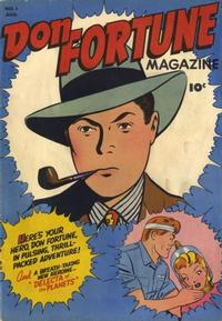 Cover Thumbnail for Don Fortune Magazine (Don Fortune Publishing Co, 1946 series) #1