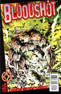 Cover Thumbnail for Bloodshot (Acclaim / Valiant, 1997 series) #2