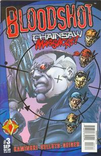 Cover Thumbnail for Bloodshot (Acclaim / Valiant, 1997 series) #3