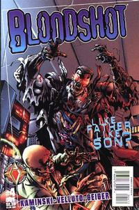Cover Thumbnail for Bloodshot (Acclaim / Valiant, 1997 series) #4