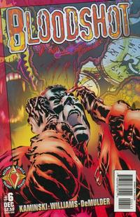 Cover Thumbnail for Bloodshot (Acclaim / Valiant, 1997 series) #6