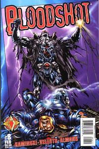 Cover Thumbnail for Bloodshot (Acclaim / Valiant, 1997 series) #8