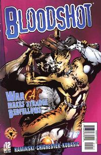 Cover for Bloodshot (Acclaim / Valiant, 1997 series) #12
