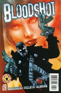 Cover Thumbnail for Bloodshot (Acclaim / Valiant, 1997 series) #13