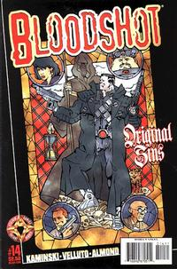 Cover for Bloodshot (Acclaim / Valiant, 1997 series) #14