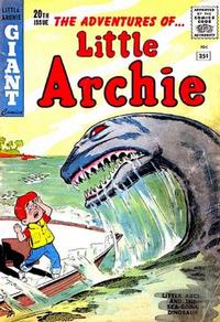 Cover Thumbnail for The Adventures of Little Archie (Archie, 1961 series) #20