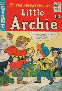 Cover Thumbnail for The Adventures of Little Archie (Archie, 1961 series) #30