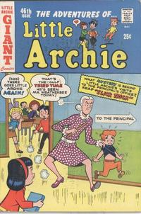 Cover Thumbnail for The Adventures of Little Archie (Archie, 1961 series) #46