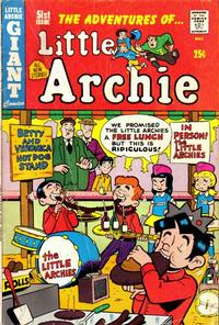 Cover Thumbnail for The Adventures of Little Archie (Archie, 1961 series) #51