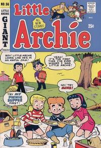 Cover Thumbnail for Little Archie (Archie, 1969 series) #56