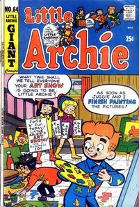 Cover Thumbnail for Little Archie (Archie, 1969 series) #64