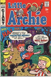 Cover Thumbnail for Little Archie (Archie, 1969 series) #67