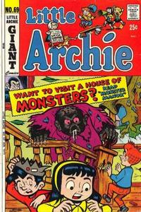 Cover Thumbnail for Little Archie (Archie, 1969 series) #69