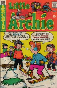 Cover Thumbnail for Little Archie (Archie, 1969 series) #85