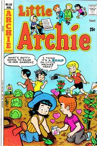 Cover Thumbnail for Little Archie (Archie, 1969 series) #88