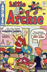 Cover for Little Archie (Archie, 1969 series) #94