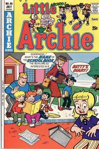 Cover Thumbnail for Little Archie (Archie, 1969 series) #96