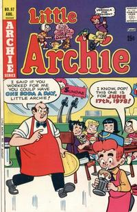Cover Thumbnail for Little Archie (Archie, 1969 series) #97
