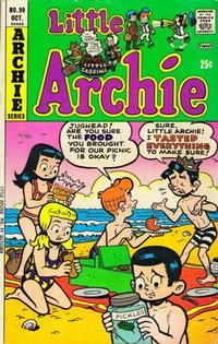 Cover Thumbnail for Little Archie (Archie, 1969 series) #99