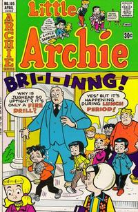 Cover Thumbnail for Little Archie (Archie, 1969 series) #105