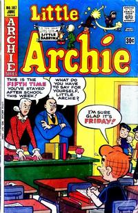 Cover Thumbnail for Little Archie (Archie, 1969 series) #107