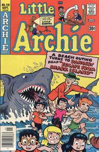 Cover Thumbnail for Little Archie (Archie, 1969 series) #110