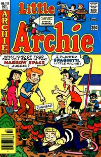 Cover Thumbnail for Little Archie (Archie, 1969 series) #111
