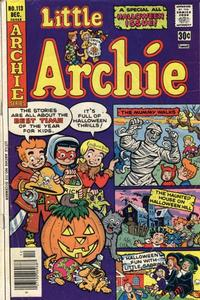 Cover Thumbnail for Little Archie (Archie, 1969 series) #113