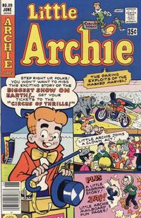 Cover Thumbnail for Little Archie (Archie, 1969 series) #119