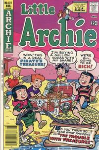 Cover Thumbnail for Little Archie (Archie, 1969 series) #121