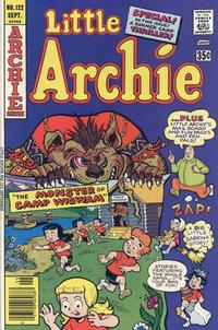 Cover Thumbnail for Little Archie (Archie, 1969 series) #122