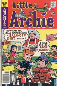 Cover Thumbnail for Little Archie (Archie, 1969 series) #123