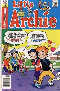 Cover Thumbnail for Little Archie (Archie, 1969 series) #134