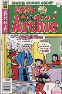 Cover Thumbnail for Little Archie (Archie, 1969 series) #138