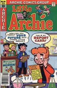 Cover Thumbnail for Little Archie (Archie, 1969 series) #140