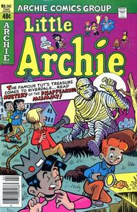 Cover Thumbnail for Little Archie (Archie, 1969 series) #141