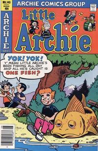 Cover Thumbnail for Little Archie (Archie, 1969 series) #145